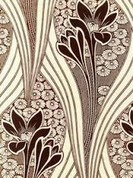 art nouveau art deco wallpaper designs
