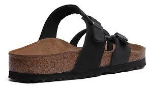 birkenstock mayari oiled leather women strappy sandals in