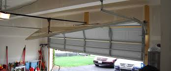 garage off track