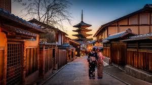 Download wallpaper: Kyoto, Japan 3840x2160