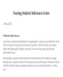Refrence Template Letter For Student Scholarship Sample Short Recommendation Letters