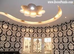 modern plasterboard ceiling design suspended ceiling lighting ideas 2018