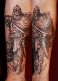 мужские воинственные татуировки 27 фото
