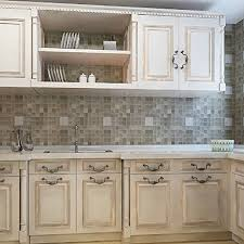 Tile Backsplash Photos Magnificent Chinatera Peel Stick Tile Kitchen Backsplash Sticker Aluminum Foil