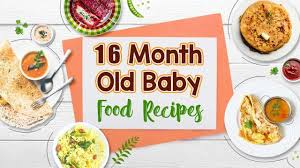 16 Month Old Baby Food Recipes