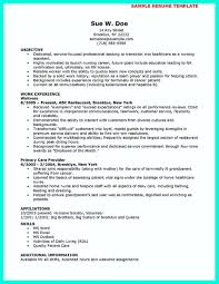 Sample Of Cna Resume Luxury Example Cna Resume Mention Great And Convincing Skills Said 18