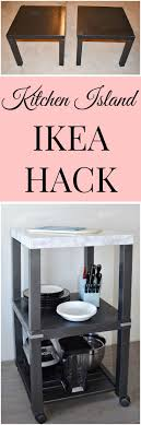 Ikea Hacks Kitchen Island 17 Best Ideas About Ikea Island Hack On Pinterest Ikea Hack