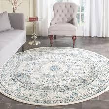 9 round rug 9 ft round rugs 6 evoke grayivory 9 ft x 9 ft round