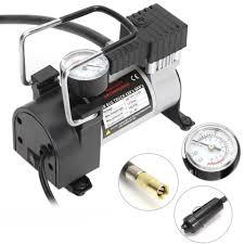 ⭐Máy bơm hơi mini 12v total máy bơm lốp ô tô xe máy đa năng 12V công suất  cao air compressor - hàng chuẩn giá tốt: Mua bán trực tuyến Máy nén