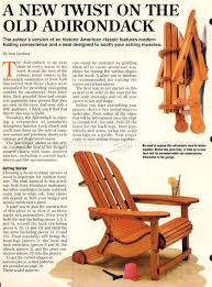 adirondack chair plans. Wonderful Chair Folding Adirondack Chair Plans For O