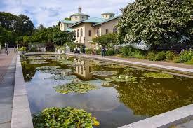 brooklyn botanic garden in summer new york city global storybook