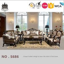 new clic cleopatra style luxury sofa sets living room furniture