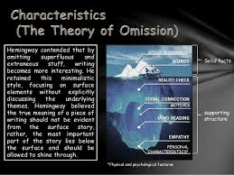 the iceberg theory th  hemingway contended