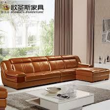 Wooden Decoration L Shape Sofa Furniture Modern Lobby Sofa Design New Lobby Furniture Modern