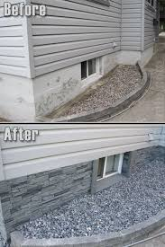 Basement Wall Design Exterior