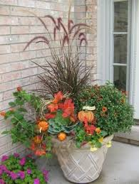 20 Colorful Fall Container Garden Recipes  Fall Containers Container Garden Ideas For Fall