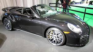 porsche 911 2014 convertible. 2014 porsche 911 turbo s convertible exterior and interior walkaround montreal auto show youtube