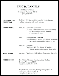 How To Set Up A Resume Stunning How To Create Your First Resume Free Modeladviceco
