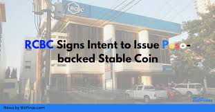 Updated Philippine Bank Rcbc To Issue Peso Backed Stable Coin