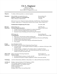 Mft Internship Resume Examples Your Prospex