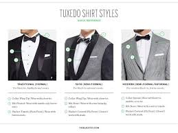 Shirt Folds Reference Tuxedo Shirt Styles For 2019 A Complete Guide