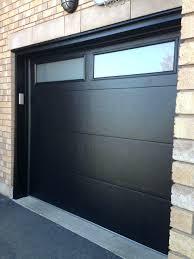 modern metal garage door. Awesome Mid Century Modern Garage Doors With Glass And Metal Gray Wall For Popular Home Trend Door