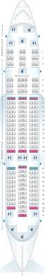 seat map for lot polish airlines boeing b787 dreamliner