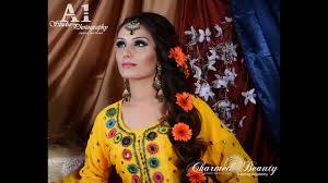 mehndi makeup look by farzana ahmed academy you stani bridal