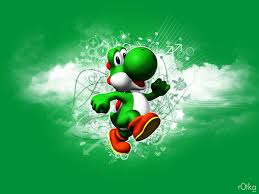 cool yoshi backgrounds wallpaper yoshi by r0tka