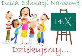 Znalezione obrazy dla zapytania dzień edukacji narodowej