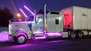 Led Light Strips For Semi Trucks