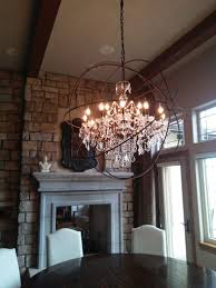 chandelier installation residential electrician aurora co
