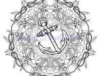 Beroemd Mandala Kleurplaat Hartjes Pr03 Belbin Zoeken 25 Ontwerp