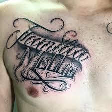 Tatuaggi Lettere Tutto Quello Che Devi Sapere Al Riguardo