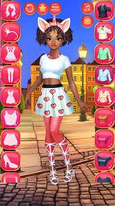 Chuyện Tình ❤️ Trò chơi Thời trang cho Bé gái cho Android - Tải về APK