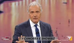 Caso Tony Colombo, Giletti bacchetta (ancora) la D'Urso: «A ...