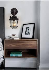 Yu K Modernes Schlafzimmer Dekoratiound Beleuchtung Industrial