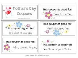 Kids Coupon Book Template Unique Holiday Coupons For Free