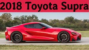 2018 Toyota Supra Review, Design, Engine, Price and Release Date ...