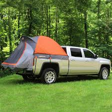 Rightline Gear Compact Size Two Person Bed Truck Tent (6') & Reviews ...