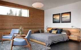 wooden bedroom design. portage bay wood panel wooden bedroom design