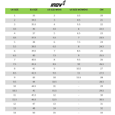 Pf Flyers Size Chart Inov 8 Size Chart Outdoor Equipped
