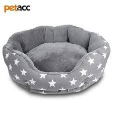 uarter fluffy pet bed house warm pumpkin shaped dogs sofa removable dog lounge