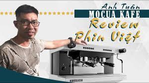 Review sản phẩm Phin Việt - Anh Tuân quán mocua 41 Hàng Đào-HN | Máy pha cà  phê, Cà phê espresso, Quần