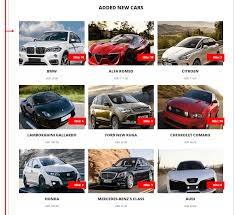 Car Dealer Website Design Autoseller Car Dealer Website Design