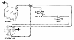 alternator circuit diagram ireleast info chevy alternator wiring diagram the h a m b wiring circuit