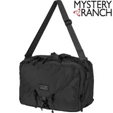 Mystery Ranch 神秘農場 3 Way Briefcase Expandable 側背包公事包郵差包 61110 黑色