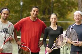 Private Tennis Lesson (Frederick Johnson) - Tennis World NYC | Sport,  Exercise, Outdoor, Active