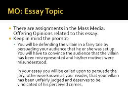 mo fairy tale essay  2 mo essay