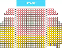 Kahilu Theatre Foundation Seating Chart